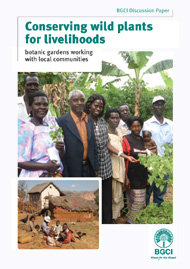 Front cover of livelihoods report