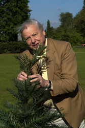 David Attenborough and the Wollemi