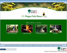 Niagra Parks Plant Conservation