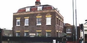 BGCI Head office in London
