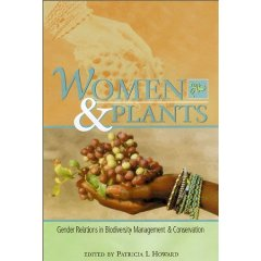 women and plants image