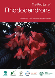 Red List of Rhododendrons