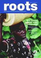 Roots: The water issue