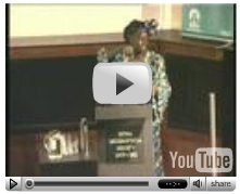 Watch Wangari speak