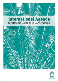 International Agenda for Botanic Gardens in Conservation
