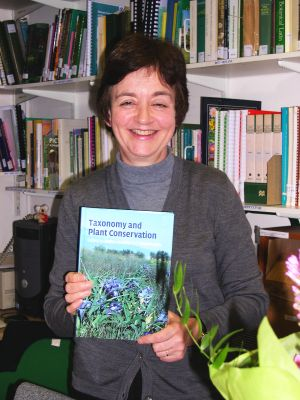Etelka Leadlay and her new book