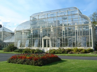 glasshouse at glasnevin