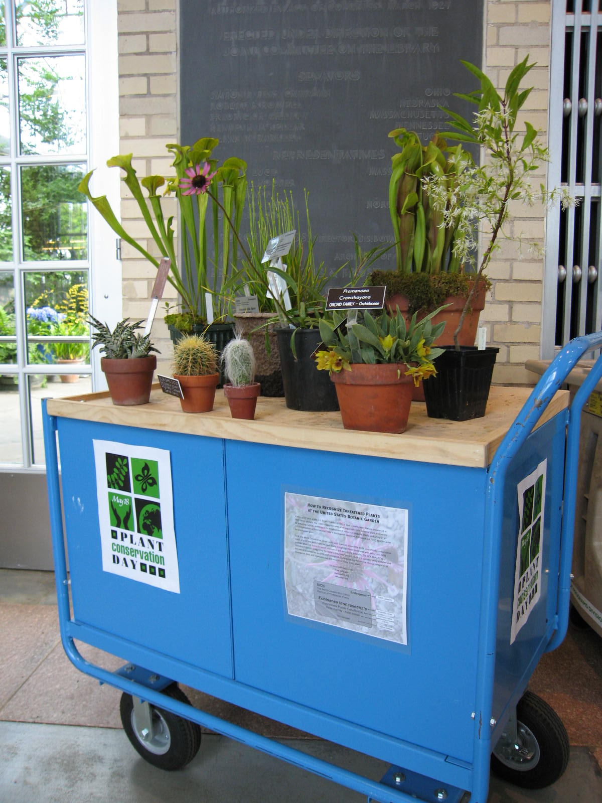 USBG Discovery Cart