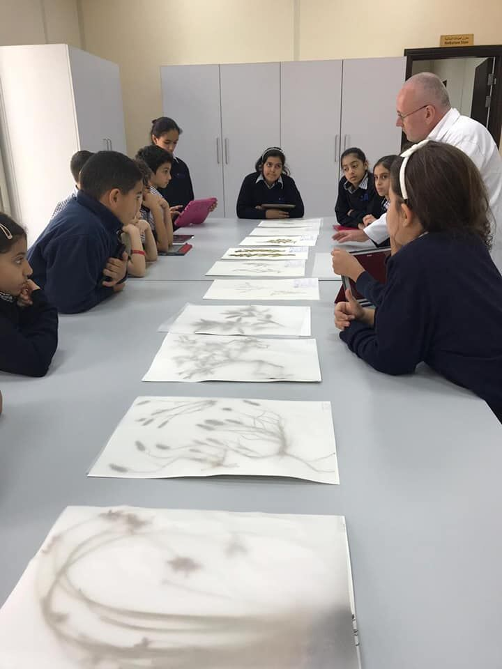 Successful Seed Bank Visit Inspires Young Scientists Botanic Gardens Conservation International