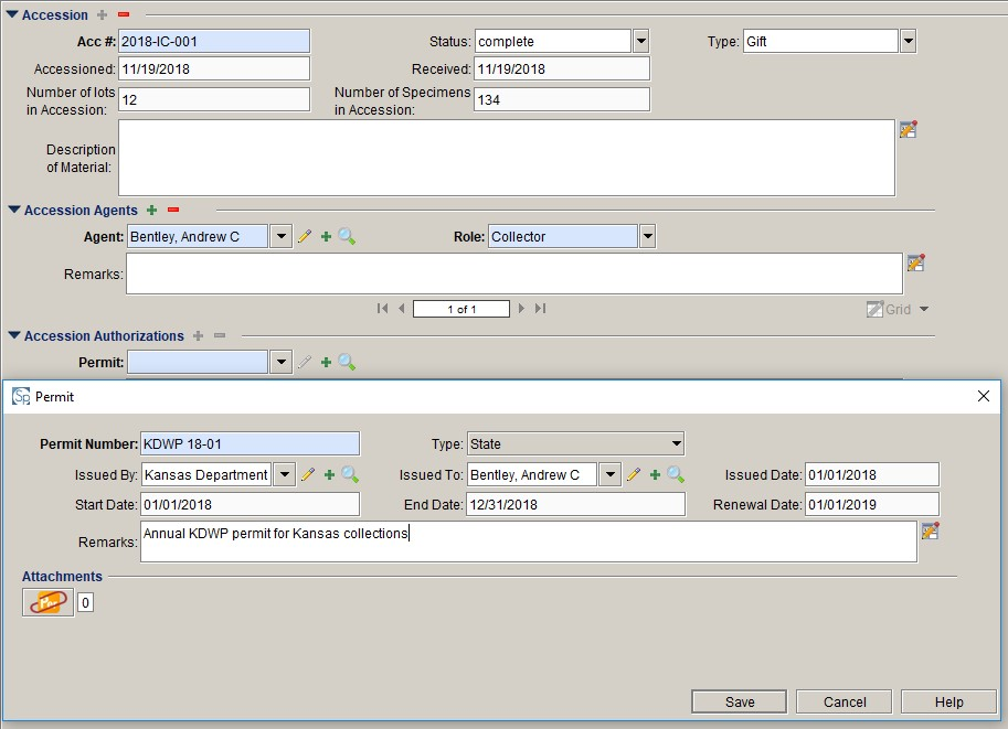 Specify Software as a tool for ABS